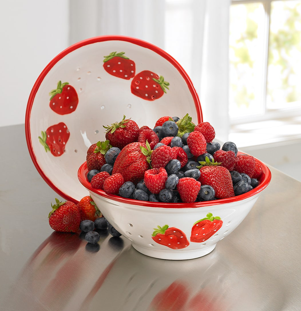 Gare Strawberry Colander